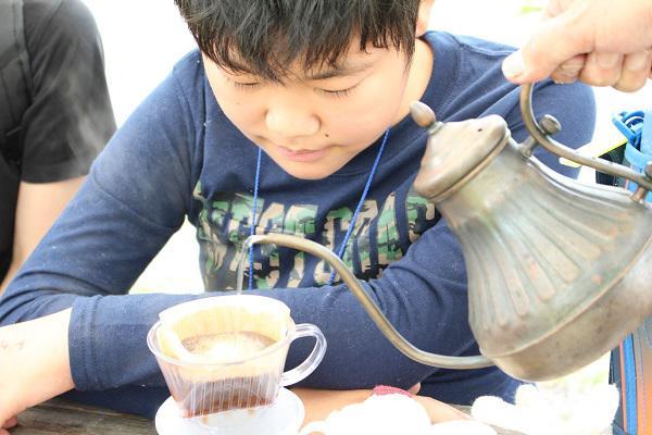 はじめてのコーヒー.JPG