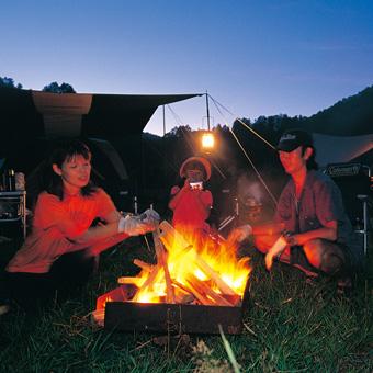 MUJIが経営するキャンプ場は全部で3つあり、 我々が行ったのは、その中で家から一番近い 【無印良品南乗鞍キャンプ場】でした。