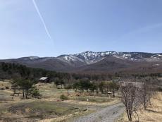 春の気配と雪解け
