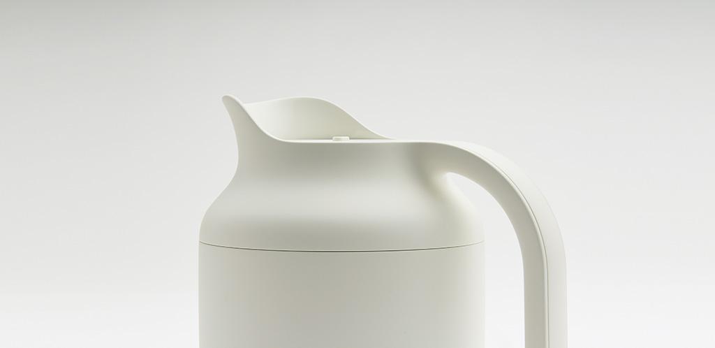 無印良品 MUJI ムジ|アクリル冷水筒 ポット ピッチャー|小 1.2L|出汁