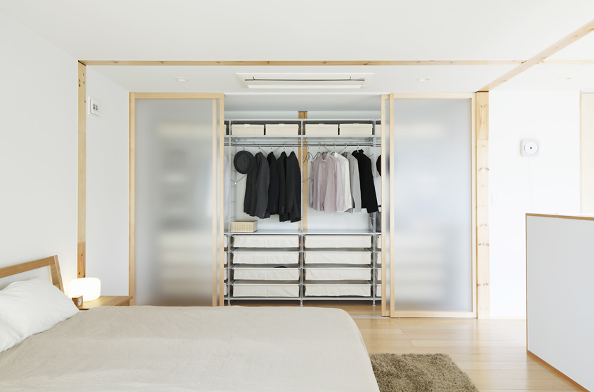 Muji clothes rack singapore