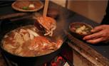 旬を味わう ―火と鍋―