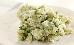 旬の野菜 ─ポテトサラダのグリーン─
