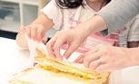 「自分でつくるシリーズ 親子料理教室」活動レポート