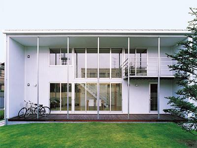 2004年 無印良品の家「木の家」