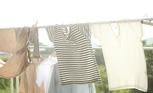 夏を涼しく ―夏服を洗う―