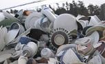 陶磁器のリサイクル