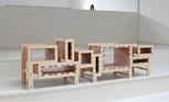 家具的纸型